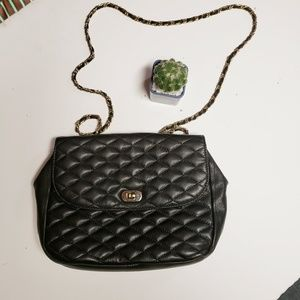 Talbots Quilted Crossbody